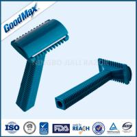 Quality Stainless Steel Medical Razor Disposable One Blade Easily Maintain Blue Color wholesale