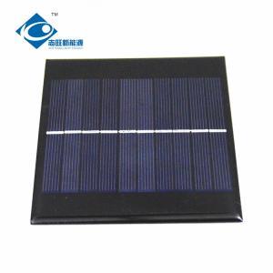 Quality Small Solar Panel Charger Epoxy Solar Panel , PET Laminated Solar Panel wholesale