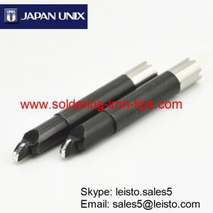 Quality P1V10-20 Robotic slot soldering iron tips for Japan Unix soldering robot UNIX Cross Bit wholesale