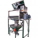 Quality 300L Additive Horizontal Ribbon Mixer Machine Electric / Air Power Driven wholesale