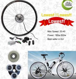 Quality hub motor kit for bike conversion wholesale