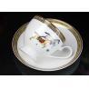 Buy cheap 3106 bone china coffe mug bone ash more than 45% ceramic bone milk mug from wholesalers