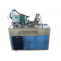 China Full Automatic Silver Laser Paper Horn Forming Machine Speed 45 - 65 Horns Per Min on sale
