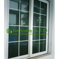 Cheap grilled upvc sliding window for residential home for Residential windows for sale
