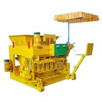 Quality JMQ-6A Mobile Concrete Block Making Machine wholesale