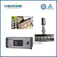 Buy cheap 1600W Mousse Cake / Ice Cream Bars Food Slicing Machine With Ultrasonic Generator product