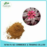 China Best Price Food Color Natural Amaranth Pigment Red on sale