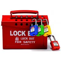 Quality lock out tag out powerpoint Padlock , Safety Lockout Xenoy Padlock lockout tagout equipment wholesale