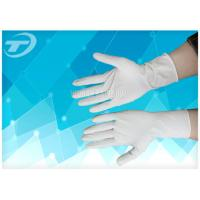 Cheap Powder Free Latex Gloves Disposable Medical Surgical Gloves Laboratory Use for sale