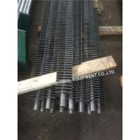 Quality Carbon Steel Square H Fin Tube Boiler Parts DIN17175 ST35.8 SMLS Material wholesale