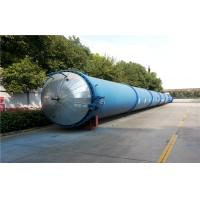 High pressure wood Autoclave For Wood Plant size 3.2m × 31m with one or two doors