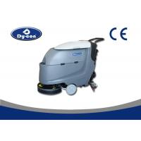 Quality Dycon Battery Powered Floor Scrubber , 510MM Malish Brush Floor Washing Equipment wholesale