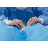 Quality Hospital Disposable Surgical Drapes Disposable Teeth Drapes Class I Sterile wholesale