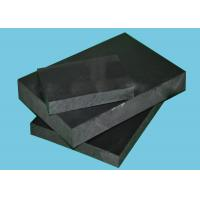 Antistatic High Strength Solid Black Nylon 6 Sheet 10mm Light Weight