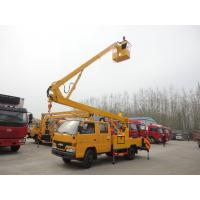 Quality China famous brand 4X2 JMC 14-16m high-altitude operation truck for sale, best price JMC overhead working truck for sale wholesale