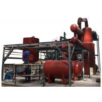 Cheap Used Engine Oil Regenerating Plant , Engine Oil Recycling Plant For Quality Base Oil for sale