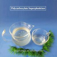 China New Construction material used in building / polycarboxylate superplasticizer (Early strength ) on sale