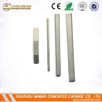 Buy cheap Powerful Tungsten Carbide Strips / Tungsten Carbide Block With Higher Strength from wholesalers