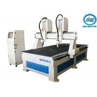 Buy cheap 2 Spindles CNC Router Machine For Wood CNC Carving Machine 2 Spindles from wholesalers