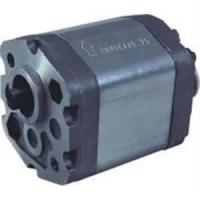 China Cast iron Low Noise positive displacement  Hydraulic Gear Pump for Forklift Parts on sale
