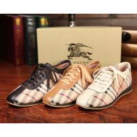 Quality Wholesale Top brand BU  Hartfields Check Plaid Lace Up leather casual womens fashion shoes wholesale