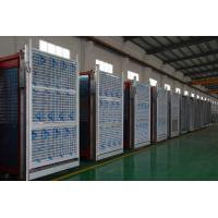 Quality Single / Twin Cage OEM Construction Hoist Elevator / Building Materials Handling Hoist wholesale