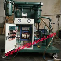 Quality Vacuum Insulation Oil Purifier,oil purification kit Remove Water, Gas ,Particles, Discolor wholesale
