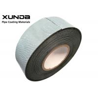 Quality Black Polypropylene Fiber Woven Tape For Steel Pipeline Onshore Offshore wholesale