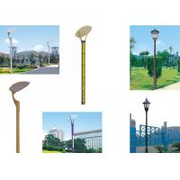 Quality High Performance Led Outdoor Pole Lights , Decorative Street Lamps 3000 - 6500K wholesale