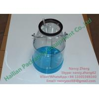 Quality Milking Spares Plastic Transparent Milking Bucket 25Liter with Measuring Scale wholesale
