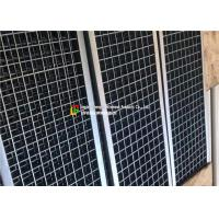Quality Gardens / Airport Galvanised Floor Grating, Metal Driveway Drainage Grates wholesale