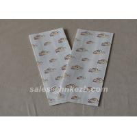 Quality Customzied Logo Flat Bottom Fast Food Paper Carry Bag Accessories Disposable wholesale