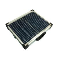 Quality High Effiency Foldable Solar Panel 12V 20W  Monocrystalline Silicon 156×156 Mm wholesale