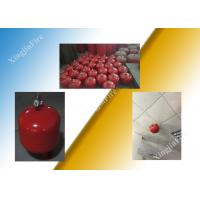 China Hanging Fm200 Automatic Fire Extinguisher Ball Thermally Controlled Server Room on sale