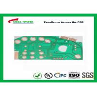 Quality OSP Rigid-Flex Printed Circuit Board for Car 5mil PET Material wholesale