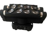 Quality Professional 8* 10W Mini LED Spider Light / Led Moving Head Lights For Small Concerts wholesale