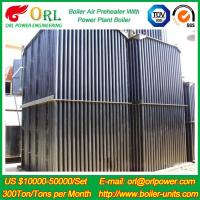 Quality 130 MW CFB / Water Boiler Petroleum Gas Hot Industry Air Preheater For Boiler wholesale