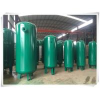 Quality Industrial Screw Type Compressed Air Storage Tank , 200 Gallon Air Compressor Tank wholesale