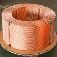 Quality Pancake Refrigeration Copper Pipe Copper Tube Coil with Multiple Sizes wholesale