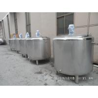 Quality 1000 Liter Food Grade Stainless Steel Chemical Mixing Tank wholesale