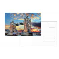 Quality London Tower Images 6x9 Inch 3D Lenticular Postcard For Souvenirs & Gifts wholesale
