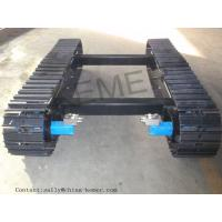 Quality Steel Track Undercarriage /track chassis/Track Undercarriage wholesale