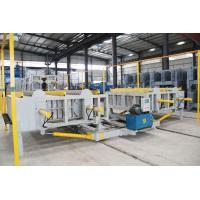 Quality Automatic Open / Close EPS Sandwich Panel Production Line 1.1 KW Rated Power wholesale