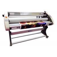 Quality Fully Automatic Cold Laminating Machine With Multi Function For Linerless Film , Liner Film With Back Cutting Function wholesale