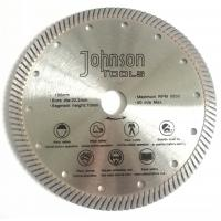 """Buy cheap Diamond Stone Cutter Blade For Dry And Wet Cutting , 7"""" Sintered Turbo Saw Blade from wholesalers"""