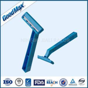Quality Personal Care Plastic Shaving Razor , Single Blade Razor For Women wholesale