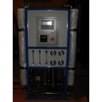 "Quality 8"" Membrane Marine Water Maker Equipment For Ion Exchange Pre-Treatment wholesale"