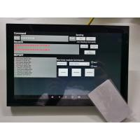 Quality Factory OEM Industrial Control Wall Recessed Android OS 10 Inch Touch Screen Integrated NFC Tablet wholesale