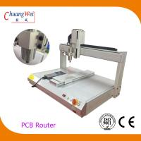 China Desktop Printed Circuit Board Router PCB Board Separation 650mm X 450mm on sale
