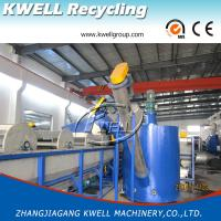 Buy cheap Factory Sale PE PP Film Bag Recycling Plant, Soft Plastic Washing Machine from wholesalers
